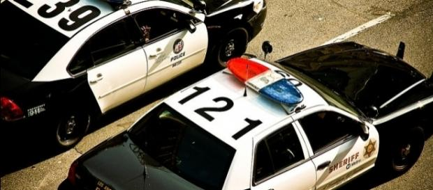 Photo LA County Sheriff's vehicles via Wikimedia by James / CC BY-2.0