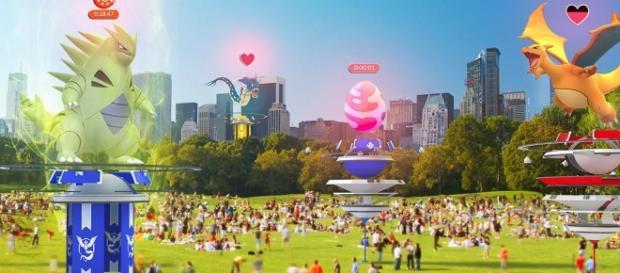 'Pokemon GO' data miners suggest that Legendary creatures will arrive as Raid bosses (via Twitter/Pokemon GO)