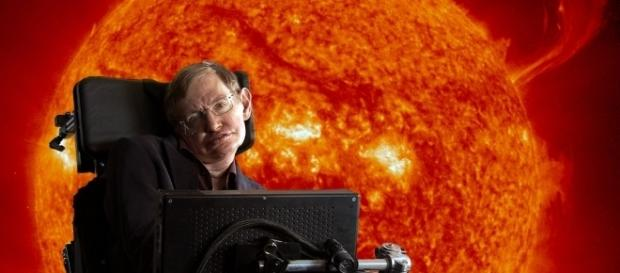 Stephen Hawking believes that humans should accelerate research in space travel / Photo via Lwp Kommunikáció, Flickr