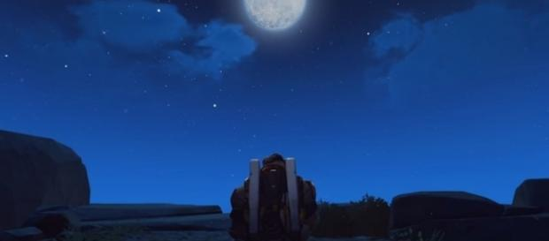 """The newest map in """"Overwatch"""" called """"Horizon Lunar Colony"""" has finally arrived in the game (via YouTube/PlayOverwatch)"""