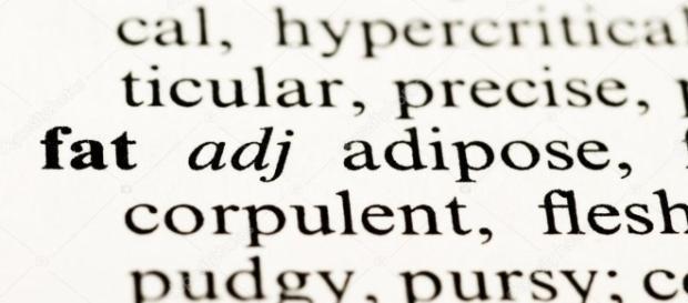 The word Fat in the dictionary — Stock Photo © Gordo25 #54746783 - depositphotos.com