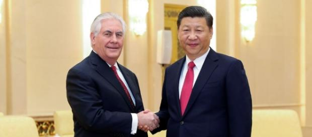 Tillerson, China's Xi Stress Cooperation As North Korea Tests New ... - rferl.org