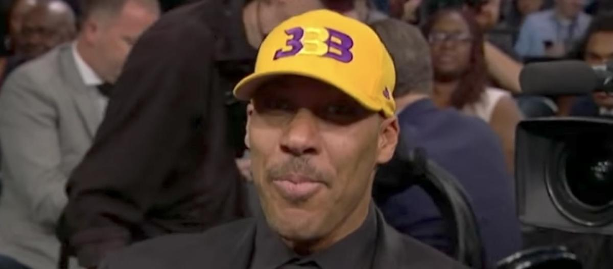 LaVar Ball says son Lonzo will lead Lakers to NBA playoffs as rookie 7a708248c99f