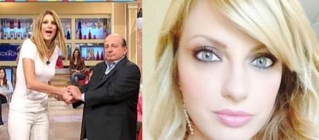 Adriana Volpe, Giancarlo Magalli e Manila Nazzaro