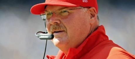 Andy Reid, Kansas City Chiefs - Image credit  Give Me a moment   Youtube