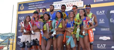 Beach Volley, a Cervia la prima tappa del Campionato Italiano 2017 (Fonte http://www.federvolley.it)