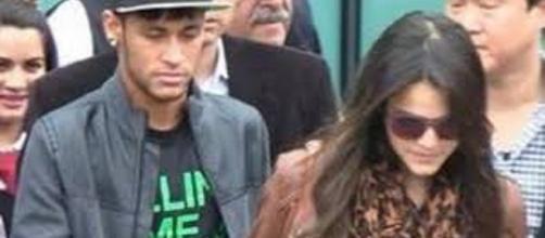 Acabou. chegou ao fim o namoro de Neymar e Bruna Marquezine (Foto Internet)
