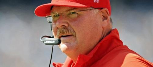 Andy Reid, Kansas City Chiefs - Image credit |Give Me a moment | Youtube