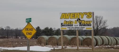 Avery's salvage yard where the alleged murder took place. Photo byTony Webster via Flickr