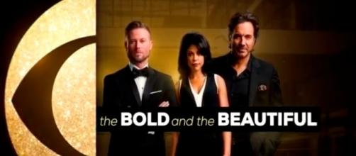 Bold And The Beautiful tv show logo image via a Youtube screenhot by Andre Braddox