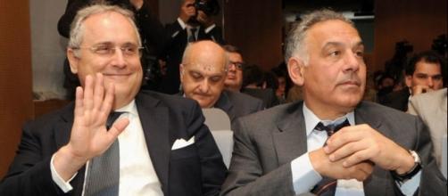 """Come al bar, Lotito: """"Bilancio Roma in rosso"""". Pallotta: """"Lo ... - romatoday.it"""