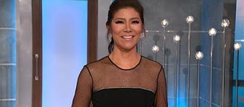 "Julie Chen, host of ""Big Brother"" [Image: Entertainment Tonight/YouTube screenshot]"