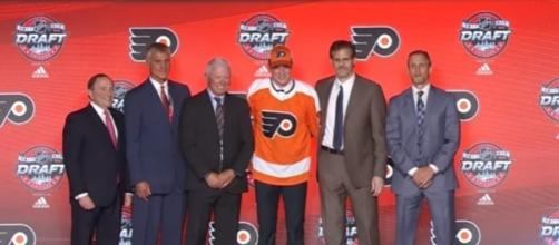 Nolan Patrick drafted second overall by the Philadelphia Flyers - SPORTSNET via YouTube (https://www.youtube.com/watch?v=yLCXLCoTvD8)