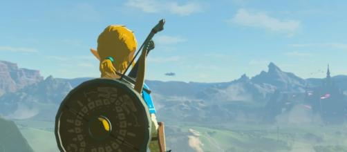 "One of the most interesting items in ""The Legend of Zelda: Breath of the Wild"" is no other than the Thunder Helm (via YouTube/Nintendo)"