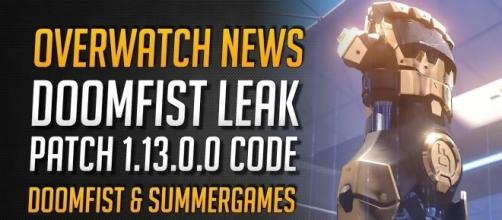 'Overwatch': Crash logs call patch 1.13 as Doomfist/Summer Games. [Image via Youtube/HighscoreHeroes]