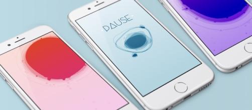 Pause, mindfulness app para poder relajarte en tu día a día