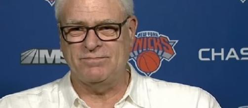 Phil Jackson may have set back the New York Knicks - NBACenter/YouTube Cap