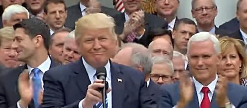President Trump On Historic House Obamacare Repeal  Image credit: Fox 10 Phoenix   Youtube