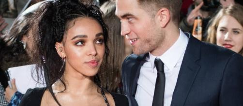 Robert Pattinson and FKA twigs Make a Rare Public Appearance ... - eonline.com