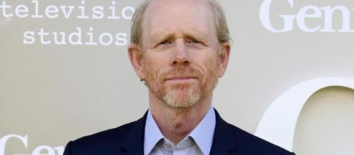 Ron Howard climbs into cockpit to finish directing Han Solo 'Star Wars' prequel. / from 'The Boston Globe' - bostonglobe.com