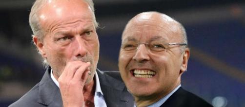 Sabatini e Marotta in guerra sul calciomercato estivo