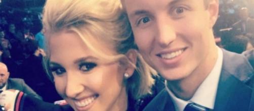 Savannah Chrisley confirms relationship with Luke Kennard: Photo: Instagram