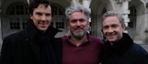 """Sherlock"" season 5 is not airing soon as its creators have to work on the new ""Dracula"" series. [Image via YouTube/Jilly Wu]"