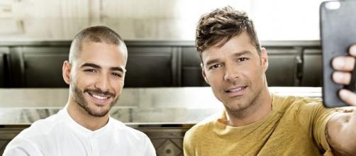 Suposto vídeo íntimo de Maluma e Ricky Martin se espalha na internet e colombiano se pronuncia sobre possível homossexualidade