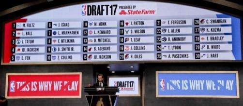 The Latest: Butler trade, freshmen picks highlight NBA draft ... - seattlepi.com
