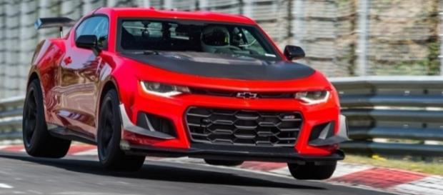 2018 ZL1 1LE Sets Camaro Record at Nürburgring - chevrolet.com
