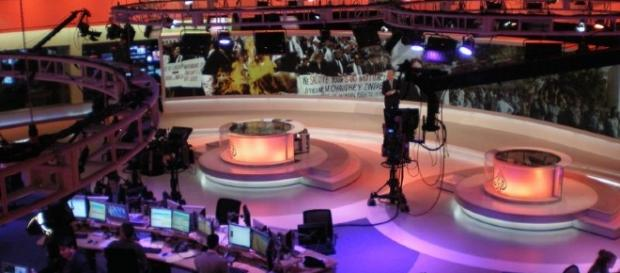 A view of the inside of Al Jazeera - googleimages