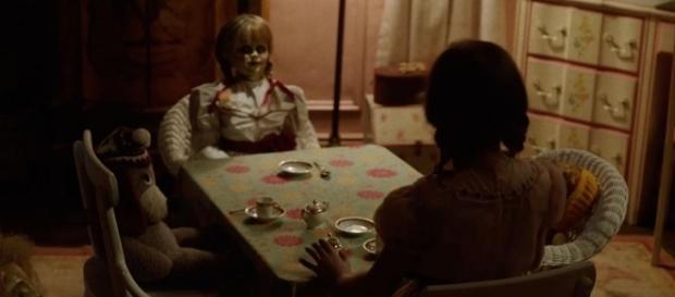 'Annabelle: Creation' contará la historia del origen de la terrorífica muñeca (vía mirror.co.uk)