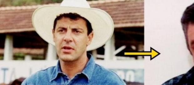 Ator Gerson Brenner que foi vítima de tragédia.