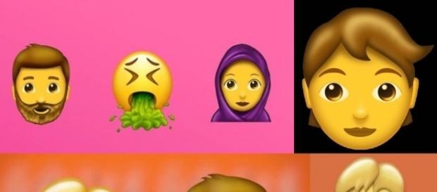 Atualização terá 56 novos emojis