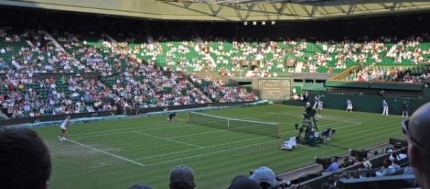 Centre Court at Wimbledon (Wikimedia Commons - wikimedia.org)