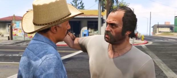 """GTA 6"" might come out for PlayStation 5 - YouTube screenshot via Red Arcade"