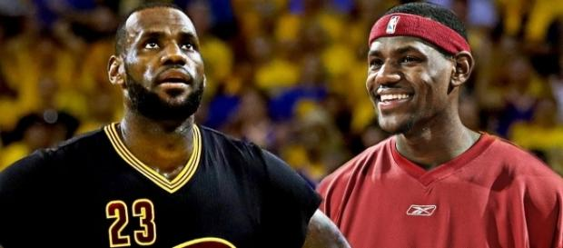 Image via Youtube channel: NBA #LeBronJames