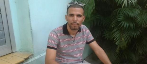 Independent Cuban journalist Manuel Alejandro León Velázquez was arrested Thursday / Diario de Cuba via Ciber Cuba, Fair Use