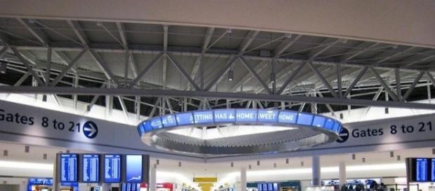 JFK Airport Terminal 5 Entry Hall (wikimediacommons)