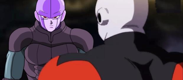 Jiren y Hit en un peligroso duelo en Dragon Ball Super