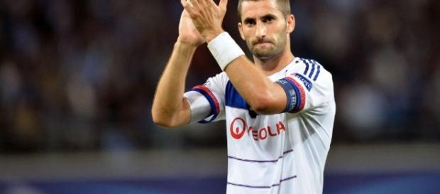 """Lyon : Gonalons absent pour """"raisons familiales"""", Valbuena de ... - eurosport.fr"""