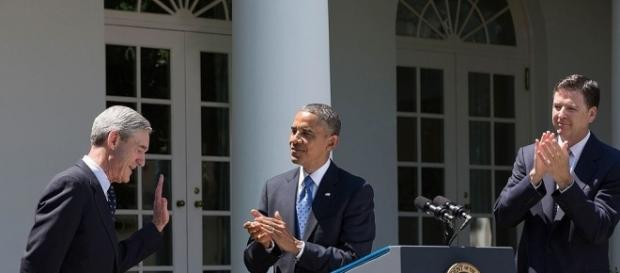 Mueller and Comey Obama Administration | Wikimedia Commons wikimedia.org