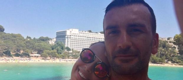 Nicola Panico e Sara Affi la coppia del calciatore e la miss