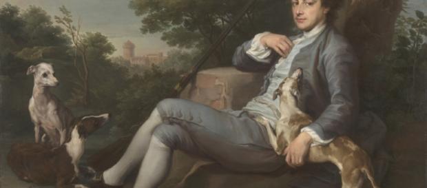Ritratto di Sir Humphry Morice di Pompeo Batoni