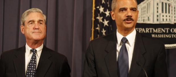 Robert Mueller and Eric Holder - Ryan J. Reilly Flicker