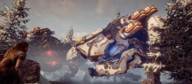 "The massive success of ""Horizon Zero Dawn"" has opted Sony to create a franchise for the game (via YouTube/PlayStation)"