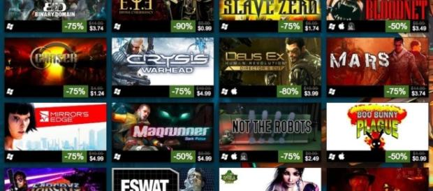 The Steam Summer Sale with loads of big discounts on your favorite titles.