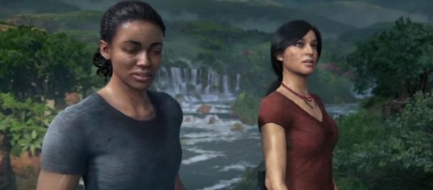Uncharted: The Lost Legacy   E3 2017 Extended Gameplay   PS4   Playstation EU   Youtube
