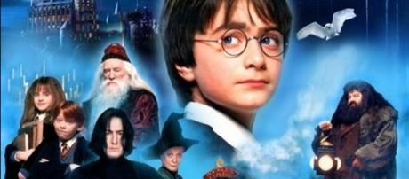 Copertina primo film di Harry Potter - lastampa.it