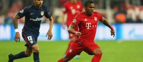 Bayern Munich star Douglas Costa puts Premier League clubs on high ... - thesun.co.uk